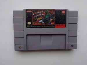 Captain America And The Avengers Snes Super Nintendo C