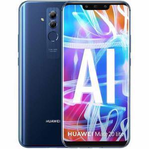 Celular Huawei Mate 20 Lite 64gb 4ram 4g Lte Dual Sim