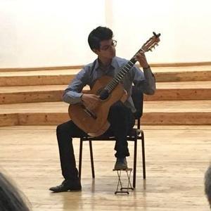 Clases De Guitarra Acústica Y Eléctrica A Domicilio