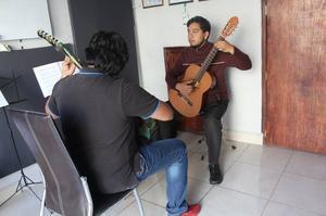 Clases de Guitarra (Adolescentes y adultos)