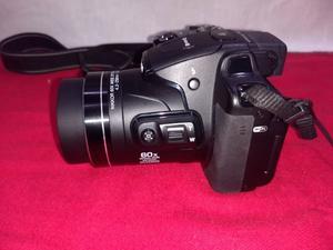 Cámara Nikon Coolpix P610 zoom 60X