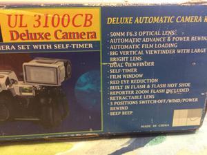 Cámara Seminueva Ultra Ul  Cb 35mm Pro