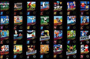 Colección De 1000 Juegos De Nintendo Nes Para Pc Y Android