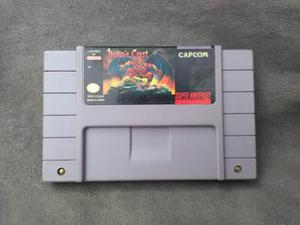 Demon Crest Para Super Nintendo Snes