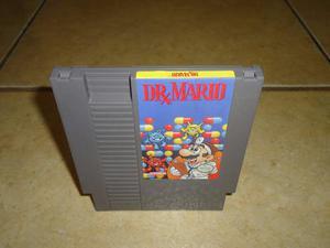 Dr Mario Doctor Mario Nintendo Nes +++