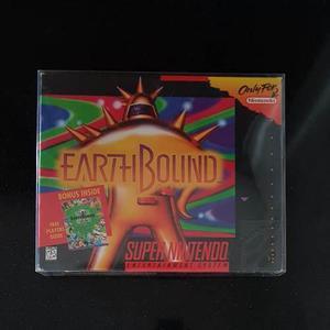 Earthbound Snes Completo Super Nintendo Coleccion Cib It