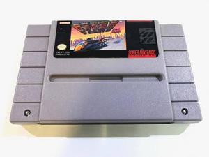 F Zero Super Nintendo Snes Cartucho Retromex Tcvg