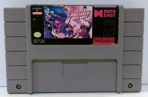 Fighter's History Super Nintendo Snes Cartucho Retromex Tcvg