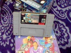 Incantation Snes Super Nintendo Sin Caja Ni Instructivo Ñxv