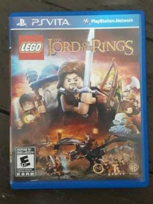 Juego De Ps Vita The Lord Of The Rings Lego