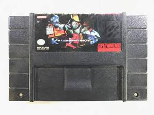 Killer Instinct Super Nintendo Snes Cartucho Retromex Tcvg