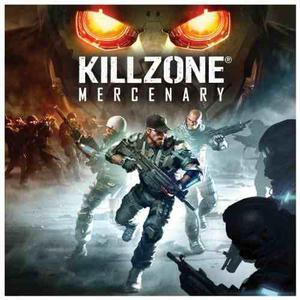 Killzone Mercenario Para Ps Vita (importación Japonesa)