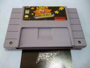Kirby Super Star Para Super Nintendo Snes. Game Fenix. 580