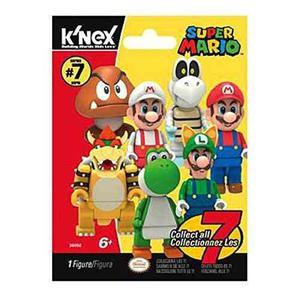 K'nex Super Mario De Nintendo Super Mario Serie 7 Mystery Pa