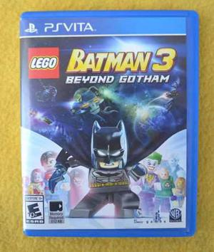 Lego Batman 3 Beyond Gotham Psvita Play Magic