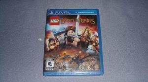 Lego El Señor De Los Anillos Ps Vita The Lord Of The Rings