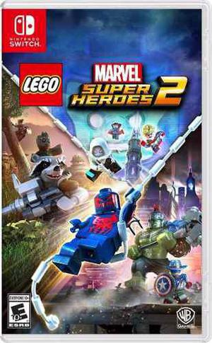 Lego Marvel Super Heroes 2 Switch Nuevo