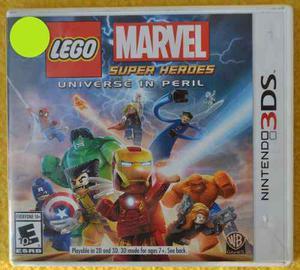 Lego Marvel Super Heroes Nintendo 3ds Play Magic