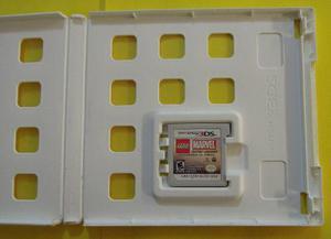 Lego Marvel Super Heroes Para Nintendo 3ds