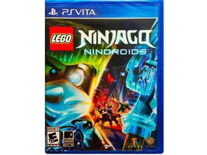 Lego Ninjago Nindroids Nuevo - Ps Vita