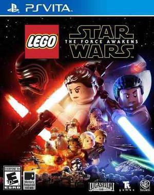 Lego Star Wars The Force Awakens Ps Vita Nuevo Citygame Ei