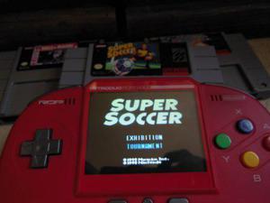 Lote De Tres Juegos Para La Super Nintendo Funcionando