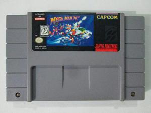 Mega Man X 2 - Para Super Nintendo Snes