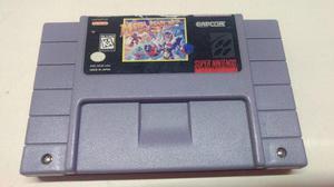 Megaman X 3 Super Nintendo Snes
