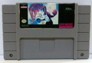 Michael Jordan Chaos City Super Nintendo Snes Retromex Tcvg