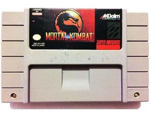 Mortal Kombat 3 Snes - Super Nintendo