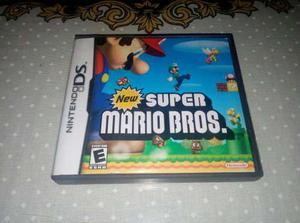 New Super Mario Bros Nintendo Ds Nds 3ds 2ds