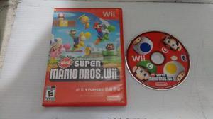 New Super Mario Bros Wii Completo Para Nintendo Wii