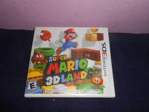 Nintendo 3ds Super Mario 3d Land Solo Caja