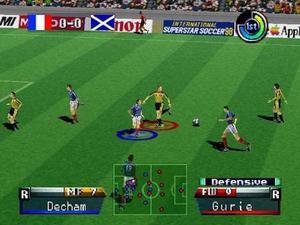 Nintendo 64 International Super Star Soccer 64 Y 98 B N64