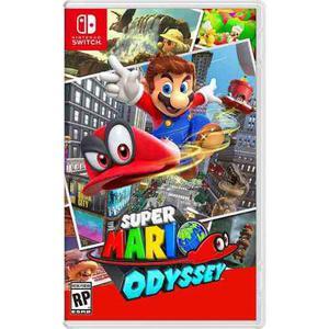 Nintendo Hac-p-aaaca Sw Switch Super Mario Odyssey.