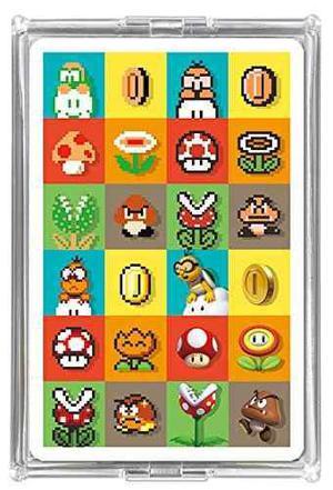 Nintendo Super Mario Etapa De Juego Naipes...