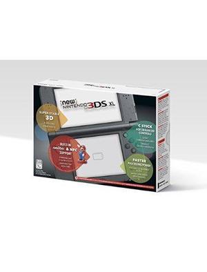 Nueva Nintendo 3ds Xl Negro