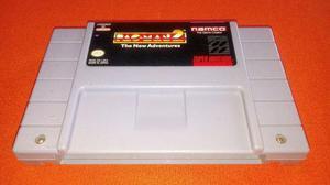 Pac-man 2 The New Adventures Super Nintendo Snes