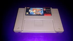 Pinocchio Para Super Nintendo Snes,excelente Titulo,checalo