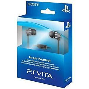Playstation Vita En La Oreja Los Auriculares