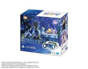 Playstation Vita Final Fantasy X / X2 Remaster Hd Resolutio