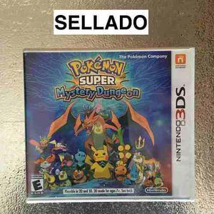 Pokemon Super Mystery Dungeon Para Nintendo 3ds Nuevo Sellad