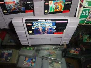 Power Instinct Super Nintendo Snes Cartucho