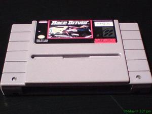 Race Drivin Snes Para Super Nintendo