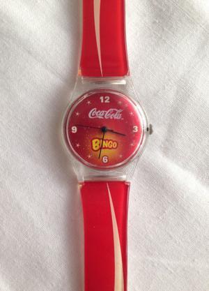 Reloj COCA-COLA de Coleccion original
