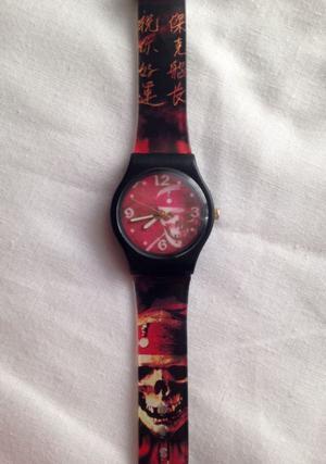 Reloj Colección PIRATAS del CARIBE original