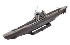 Revell 05154 Submarino Tipo Vii C 41 1 Escala De