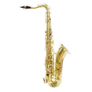 Saxofon Tenor Laqueado Silvertone Slsx024 Nuevo Envio G Msi