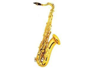 Saxofon Tenor Sib Blessing Laqueado C/estuche l *
