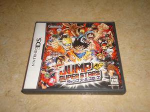 Solo Caja E Instructivo Jump Super Stars Nintendo Ds